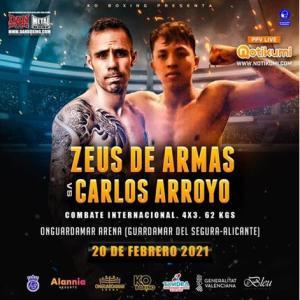 Zeus de Armas vs Carlos Arroyo