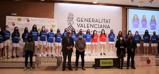 Liga Bankia Raspall Elite Femenino