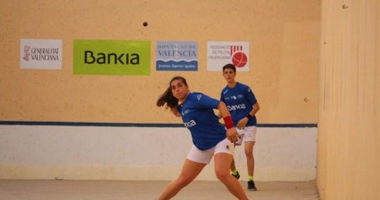Liga Bankia Elite Femenino Raspall