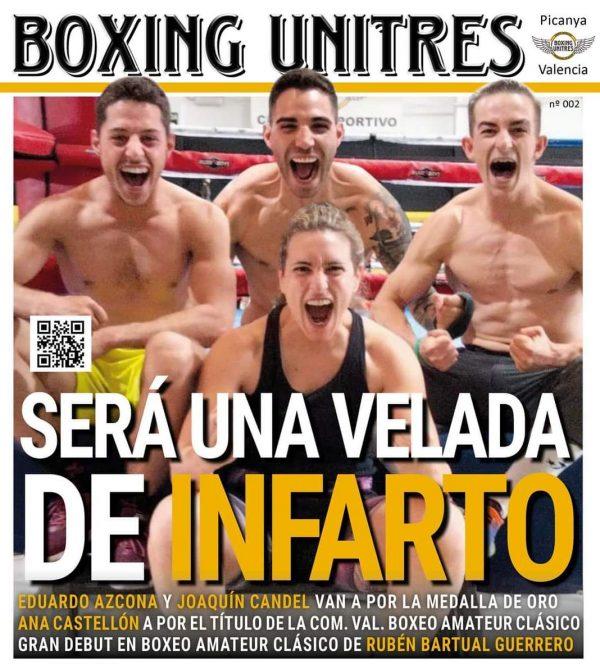 C.D. Boxing Unitres