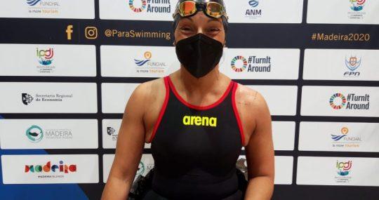 Cto Europa natación paralímpica