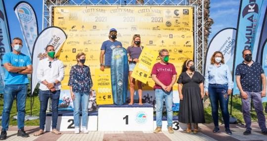 Podium Cutty Sark FKSS 2021 Castelló