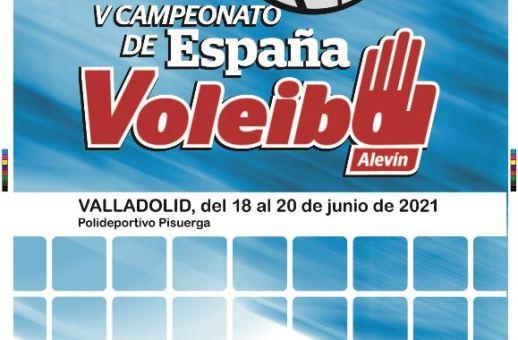 Cto España Alevin 2021