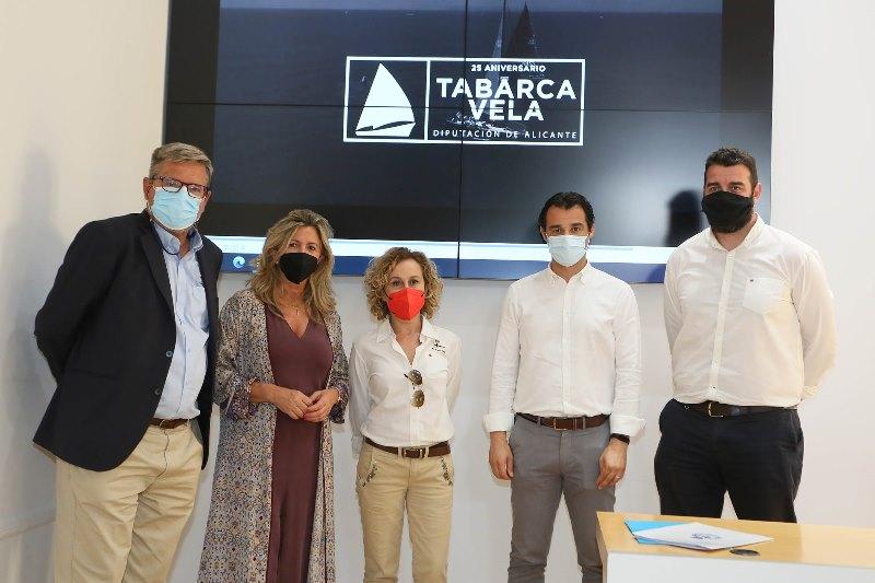 Tabarca Vela Diputacion de Alicante