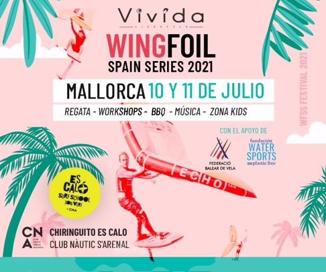 Vivida Wing Foil Spain Series