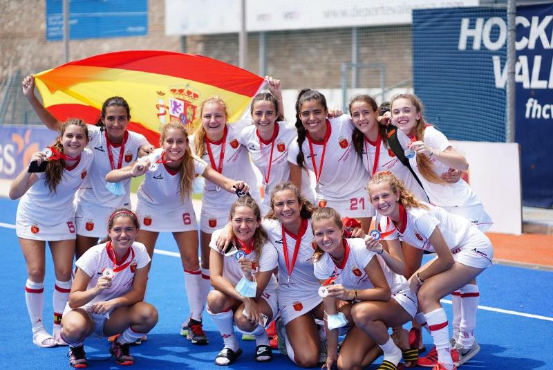 Eurohockey Sub-18 femenino.