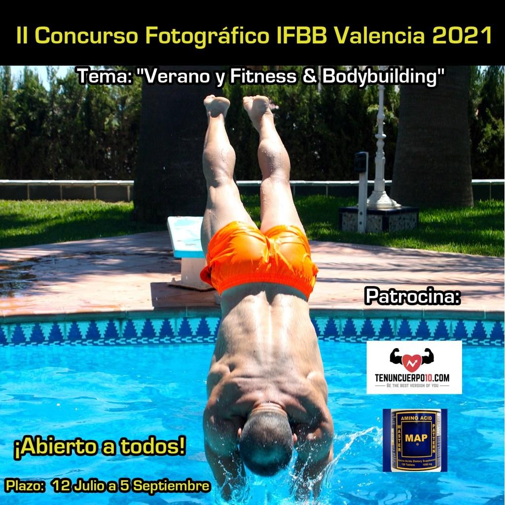 II Concurso Fotográfico IFBB Valencia 2021