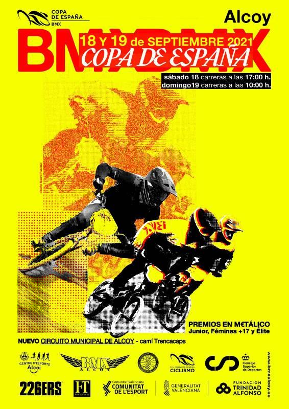 Copa España BMX