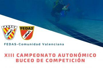 Cto Autonómico Buceo Competición