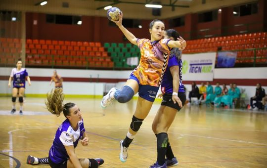 División Honor Plata Femenina