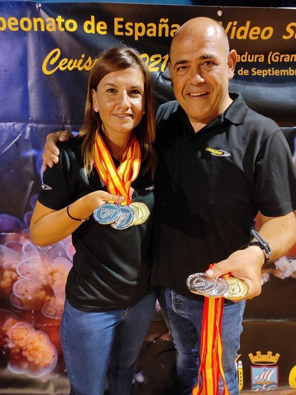 Héctor Ripollés y Lledó Bernat