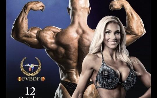 Autonómico Bodybuilding y Fitness