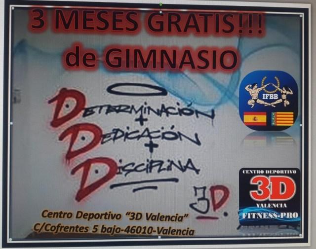 Centro Deportivo 3D Valencia