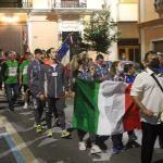 Inauguracion Italia