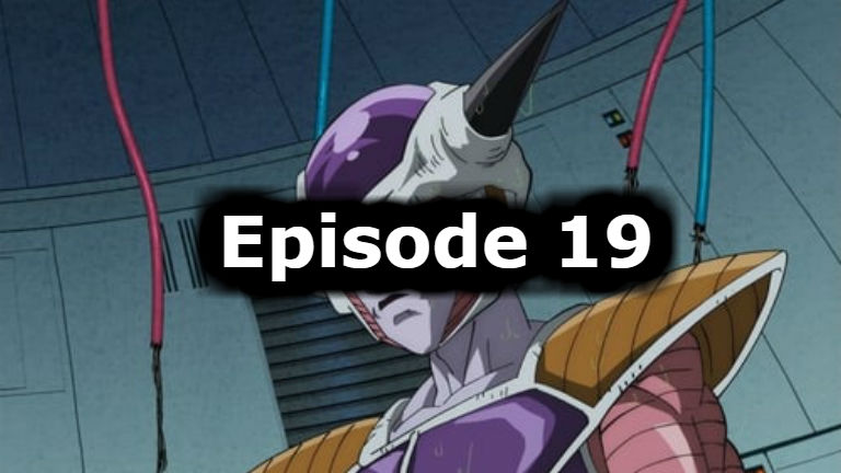 Dragon Ball Super Episode 19 English Dubbed