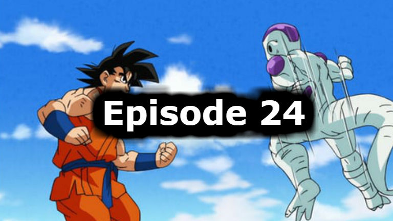 Dragon Ball Super Episode 24 English Dubbed