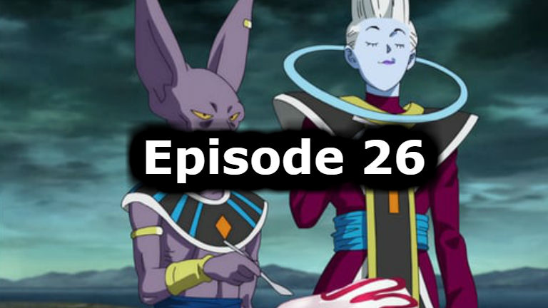 Dragon Ball Super Episode 26 English Dubbed