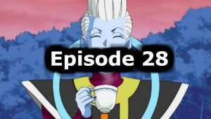 Dragon Ball Super Episode 28 English Dubbed Watch Online