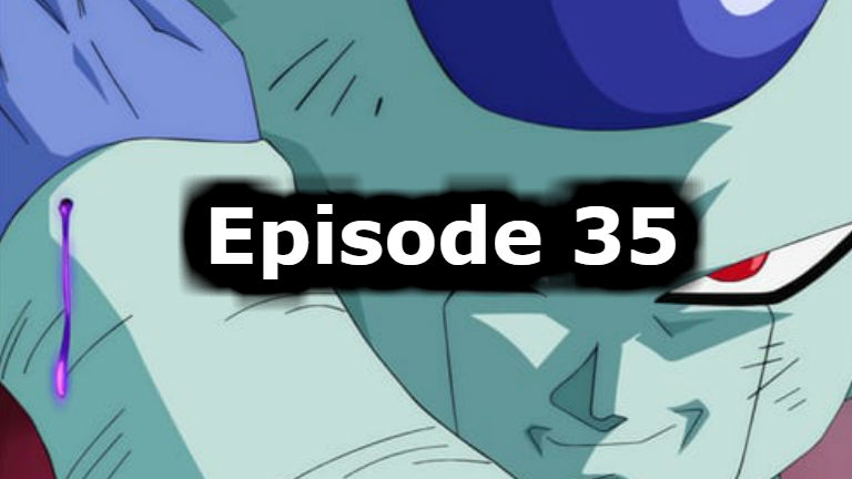 Dragon Ball Super Episode 35 English Dubbed Watch Online
