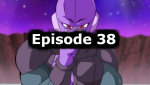 Dragon Ball Super Episode 38 English Dubbed Watch Online
