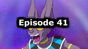 Dragon Ball Super Episode 41 English Dubbed Watch Online