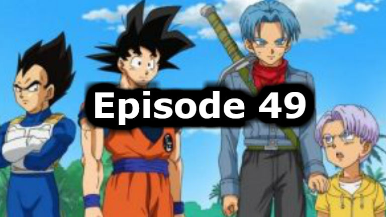 Dragon Ball Super Episode 49 English Dubbed Watch Online