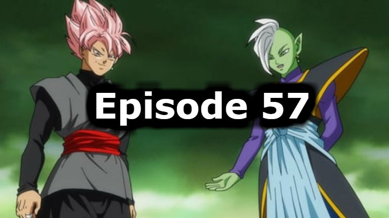 Dragon Ball Super Episode 57 English Dubbed Watch Online