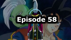 Dragon Ball Super Episode 58 English Dubbed Watch Online
