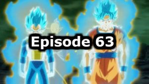 Dragon Ball Super Episode 63 English Dubbed Watch Online