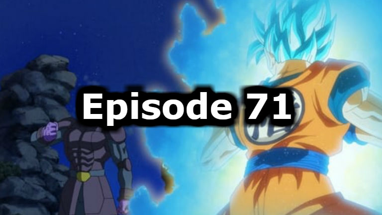 Dragon Ball Super Episode 71 English Dubbed Watch Online