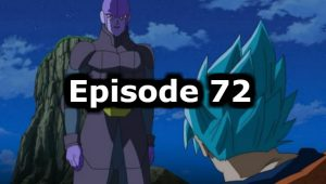 Dragon Ball Super Episode 72 English Dubbed Watch Online