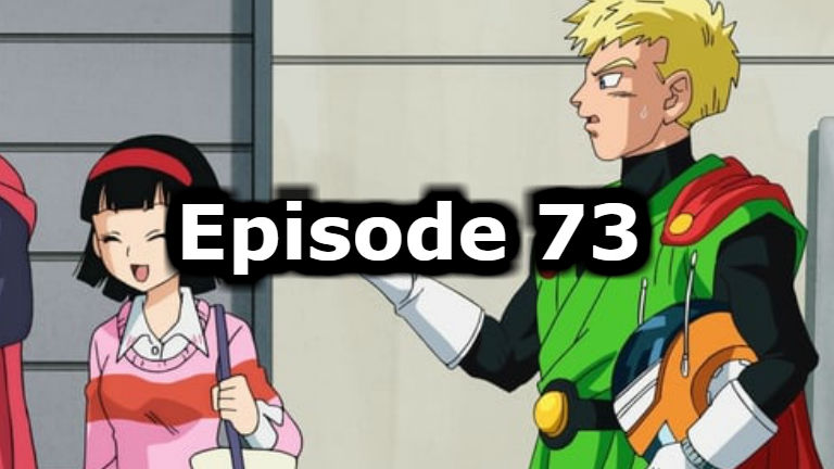 Dragon Ball Super Episode 73 English Dubbed Watch Online