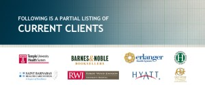 hospital, retail, hospitaliy document management clients