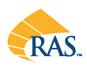 RAS logo image
