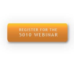 Register for the 5010 Webinar