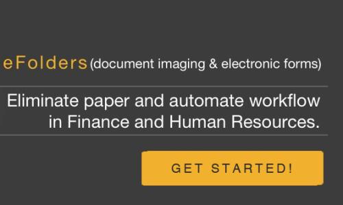 dbtech eFolders Rasi Document Imaging Workflows