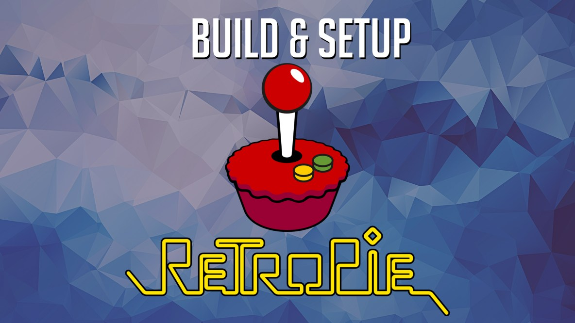 Building a RetroPie Game Emulator