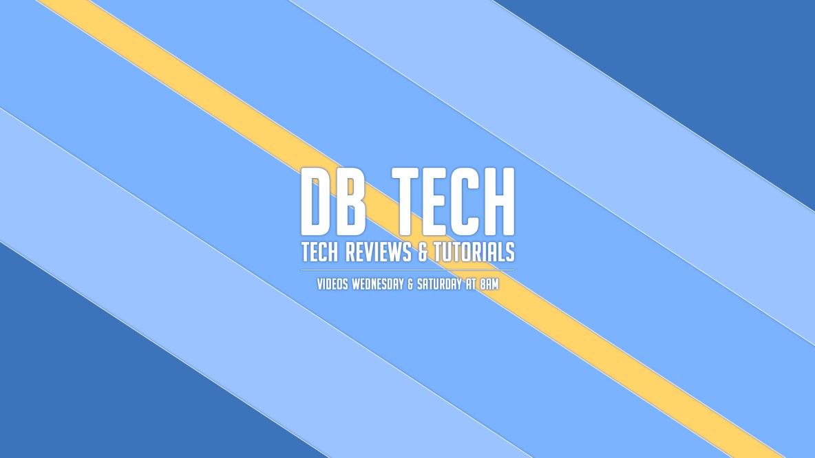 DB Tech Channel Art