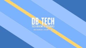 DB Tech Channel Art