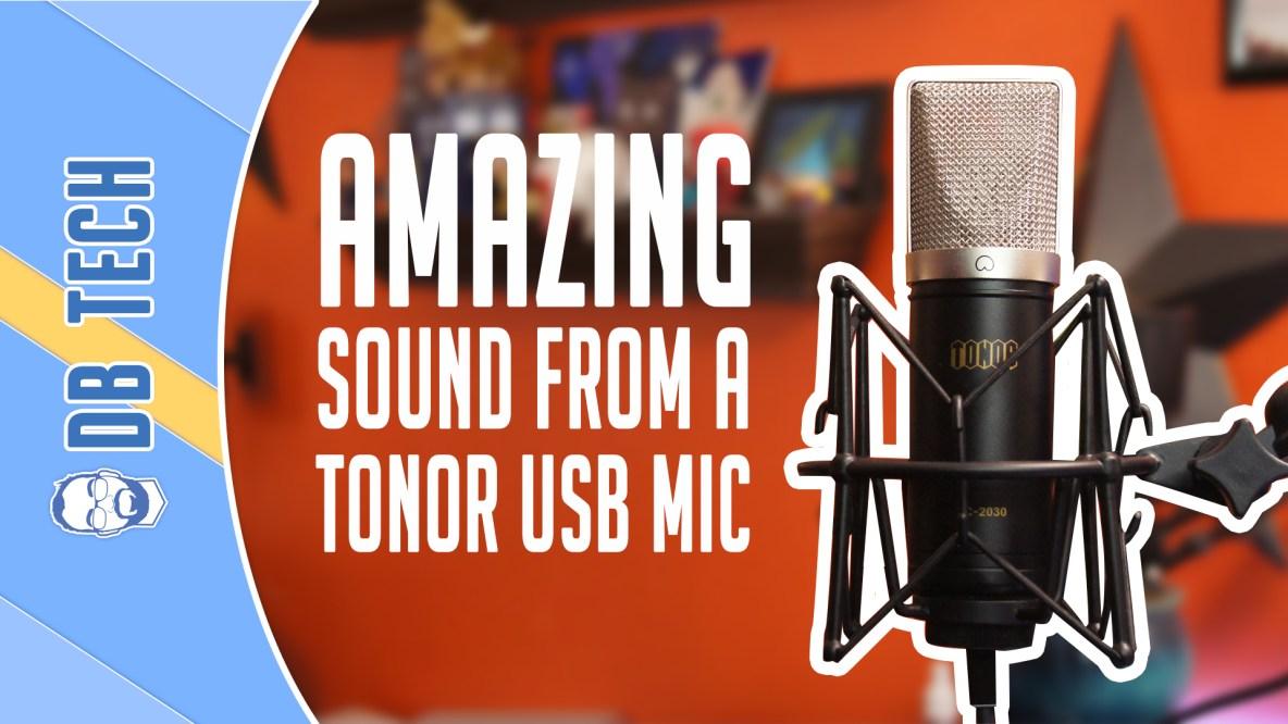 TC-2030 USB Microphone