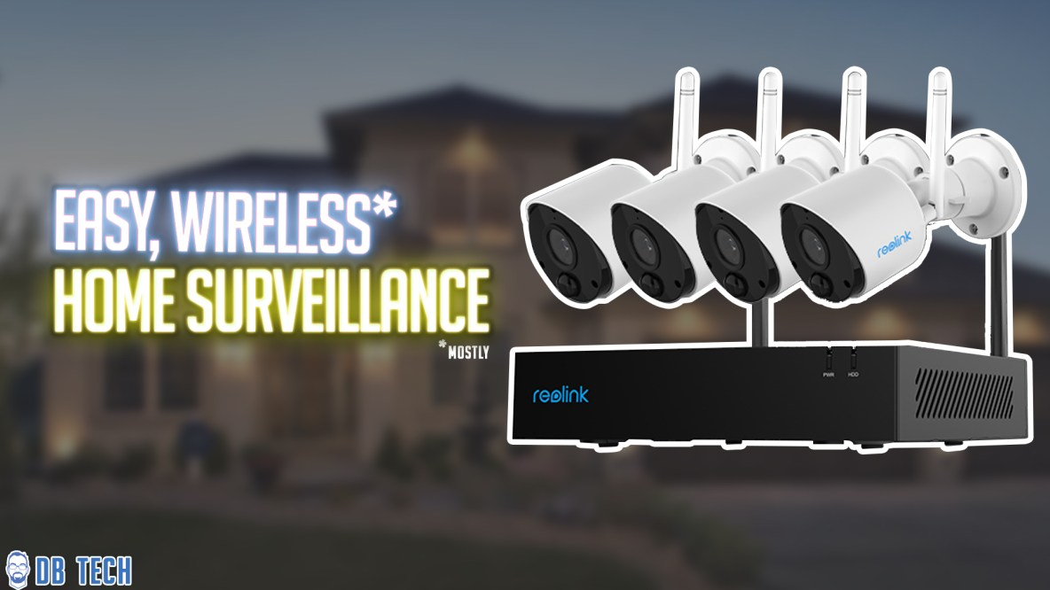 Reolink Home Sureveillance Camera System