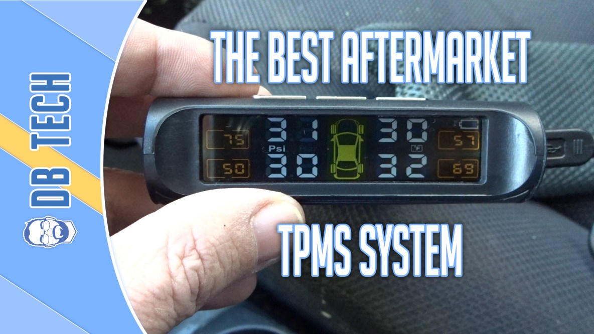 The Best Aftermarket TPMS System