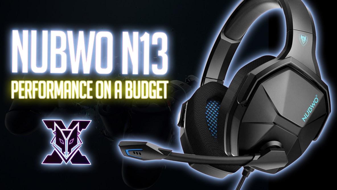 Nubwo N13 Gaming Headset