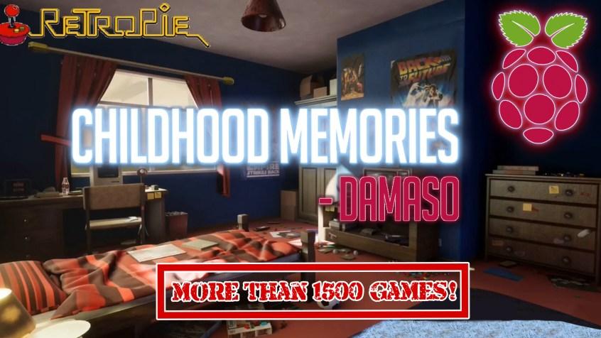 Childhood Memories by Damaso
