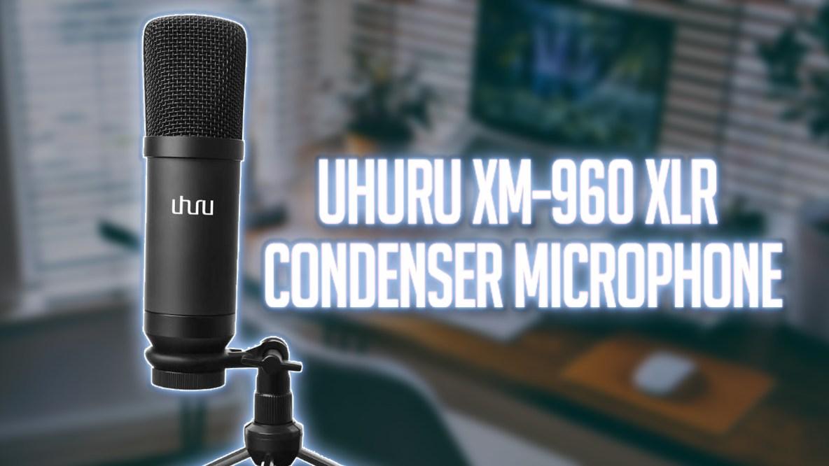Review: Uhuru XM-960 XLR Condenser Microphone