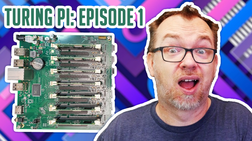 Turing Pi - Intro to Raspberry Pi Clusters Ep. 1
