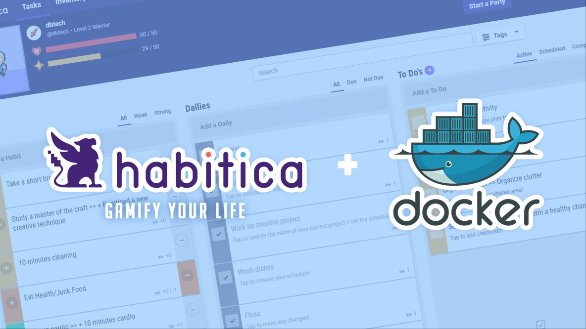 Habitica - Gamify Your Life