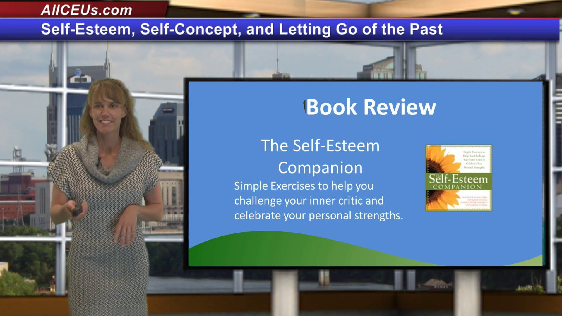Self Esteem Self Concept And Letting Go Of The Past