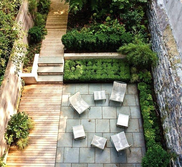 small-townhouse-backyard-ideas-backyard-landscaping-design ... on Townhouse Patio Ideas id=59652
