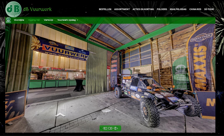 Den Bleker Vuurwerk 3D Tour nu online